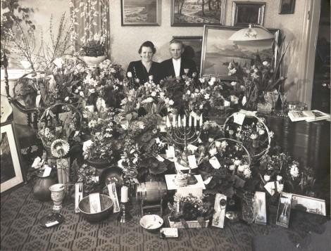 Slægten Gamst – blomster i fire generationer