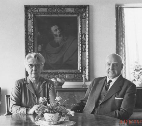 Slægten Lind – Trapholts farfar
