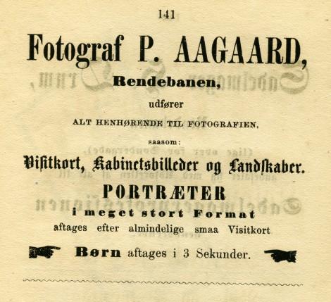 TIDSREJSEN – Aagaard (gen)oplevet af billedkunstner René Holm